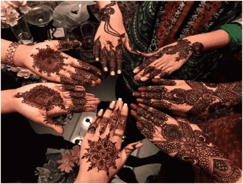 eid latest mehndi design 2019