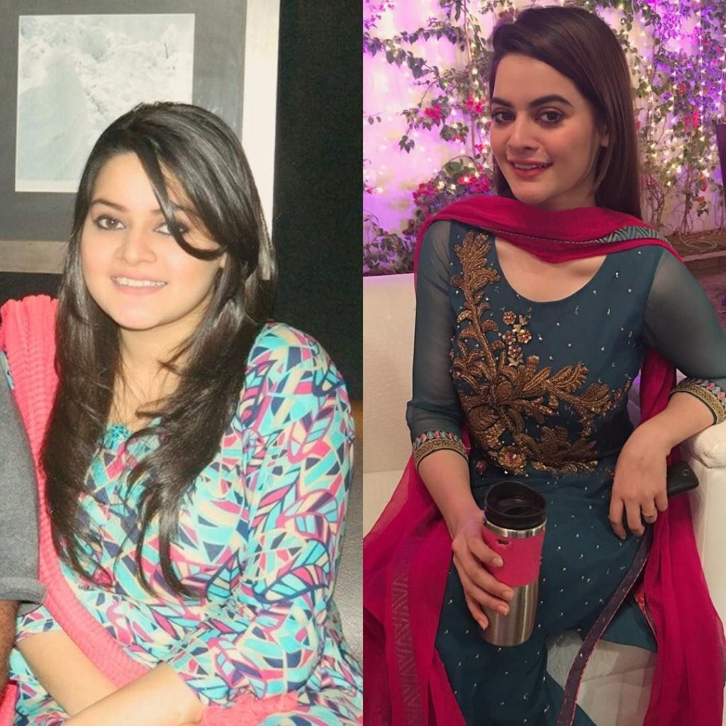 Seeing the twins Aiman and Minal Khan transform will seriously inspire you!
