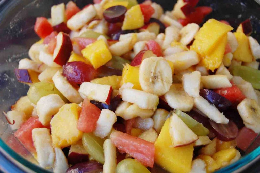 Chatpati Fruit Chaat