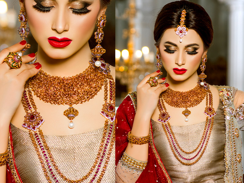 The most popular jewelry brands in Pakistan